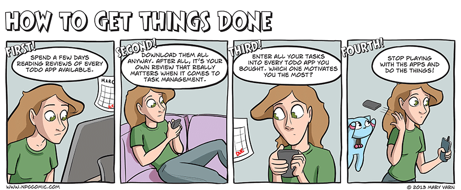 how to get things done mary varn
