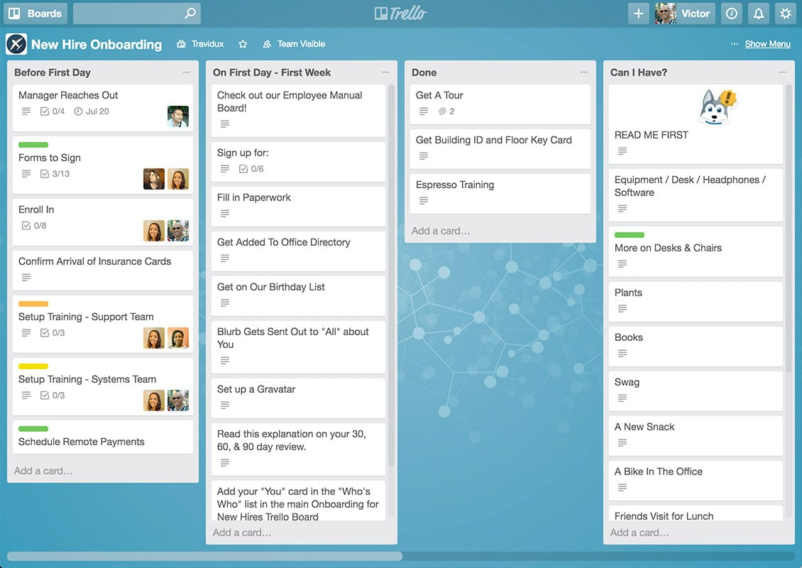 trello review project management software